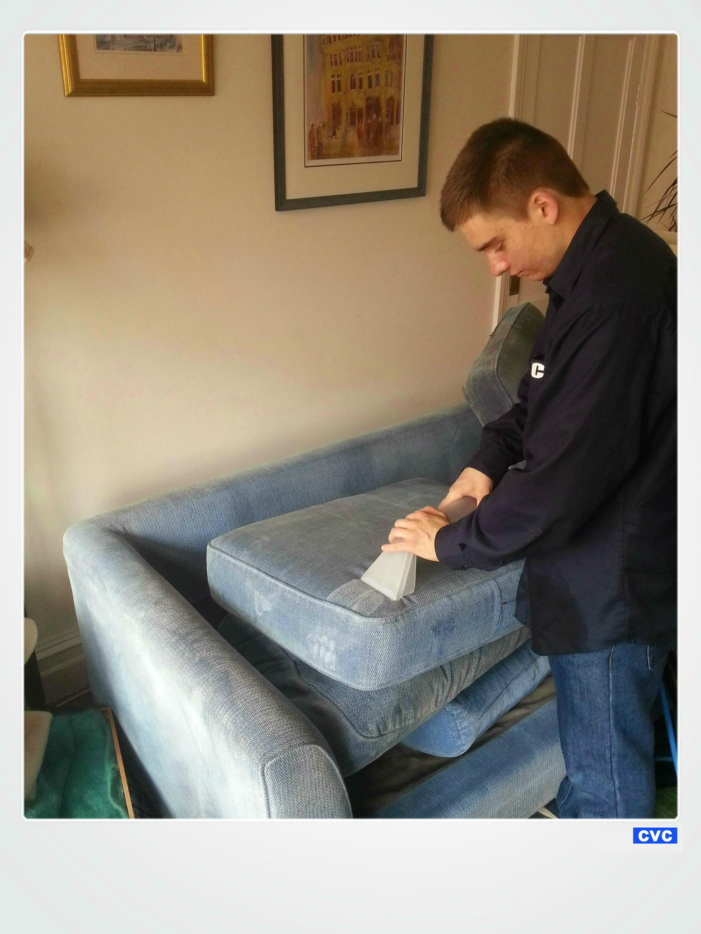 Nottingham and Loughborough and Derby Upholstery Cleaners